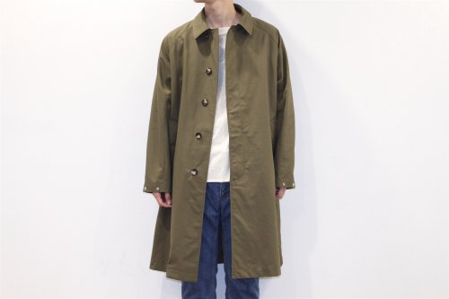 <img class='new_mark_img1' src='https://img.shop-pro.jp/img/new/icons47.gif' style='border:none;display:inline;margin:0px;padding:0px;width:auto;' />esgrey / trench coat(KHAKI)