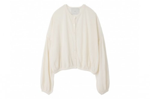 <img class='new_mark_img1' src='https://img.shop-pro.jp/img/new/icons47.gif' style='border:none;display:inline;margin:0px;padding:0px;width:auto;' />TAN / BALLOON SILHOUETIE BLOUSE(IVORY)