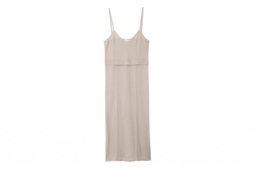 <img class='new_mark_img1' src='//img.shop-pro.jp/img/new/icons47.gif' style='border:none;display:inline;margin:0px;padding:0px;width:auto;' />TAN / SHEER COTTON DRESS(BEIGE)