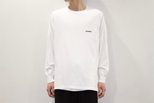 <img class='new_mark_img1' src='https://img.shop-pro.jp/img/new/icons47.gif' style='border:none;display:inline;margin:0px;padding:0px;width:auto;' />ATELIER BÉTON /LOOSE CREW NECK(WHITE)