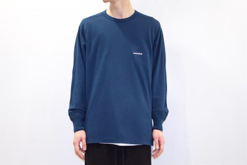<img class='new_mark_img1' src='//img.shop-pro.jp/img/new/icons20.gif' style='border:none;display:inline;margin:0px;padding:0px;width:auto;' />ATELIER BÉTON /LOOSE CREW NECK(NAVY)