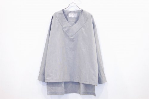<img class='new_mark_img1' src='//img.shop-pro.jp/img/new/icons47.gif' style='border:none;display:inline;margin:0px;padding:0px;width:auto;' />house of the very island's... / V-NECK TUNIC SHIRT(STRIPE)
