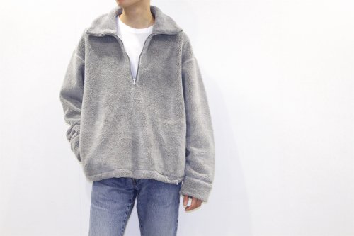 <img class='new_mark_img1' src='https://img.shop-pro.jp/img/new/icons47.gif' style='border:none;display:inline;margin:0px;padding:0px;width:auto;' />ATELIER BÉTON / BOA ZIP HIGH NECK(GRAY)