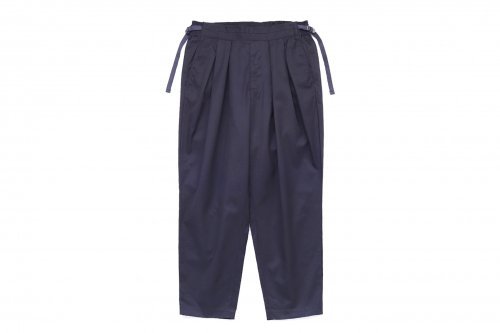 <img class='new_mark_img1' src='https://img.shop-pro.jp/img/new/icons47.gif' style='border:none;display:inline;margin:0px;padding:0px;width:auto;' />SAYATOMO /Karusan Twill Pants(NAVY)