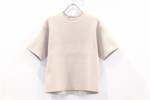 <img class='new_mark_img1' src='https://img.shop-pro.jp/img/new/icons20.gif' style='border:none;display:inline;margin:0px;padding:0px;width:auto;' />TAN / RIB TEE(BEIGE)