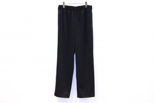 <img class='new_mark_img1' src='//img.shop-pro.jp/img/new/icons47.gif' style='border:none;display:inline;margin:0px;padding:0px;width:auto;' />THEE / easy line pants.(BLACK)