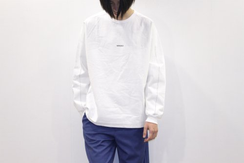 <img class='new_mark_img1' src='https://img.shop-pro.jp/img/new/icons47.gif' style='border:none;display:inline;margin:0px;padding:0px;width:auto;' />ATELIER BÉTON / INDUSTRIAL CREW NECK(WHITE)
