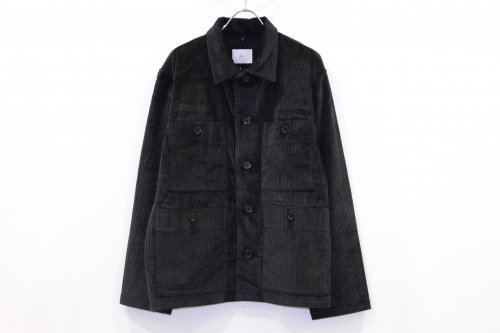 <img class='new_mark_img1' src='https://img.shop-pro.jp/img/new/icons47.gif' style='border:none;display:inline;margin:0px;padding:0px;width:auto;' />ATHA / CORDUROY FIELD JACKET(NAVY)