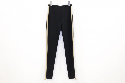 <img class='new_mark_img1' src='//img.shop-pro.jp/img/new/icons2.gif' style='border:none;display:inline;margin:0px;padding:0px;width:auto;' />TAN / SIDE LINE LEGGINGS(BLACK)