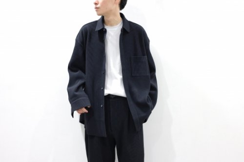 <img class='new_mark_img1' src='https://img.shop-pro.jp/img/new/icons47.gif' style='border:none;display:inline;margin:0px;padding:0px;width:auto;' />stein / OVERSIZED DOWN PAT SHIRT(GUNCLUB CHECK)