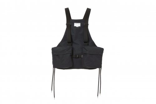 <img class='new_mark_img1' src='https://img.shop-pro.jp/img/new/icons47.gif' style='border:none;display:inline;margin:0px;padding:0px;width:auto;' />ATELIER BÉTON / FUNCTIONAL TOOL VEST(BLACK)