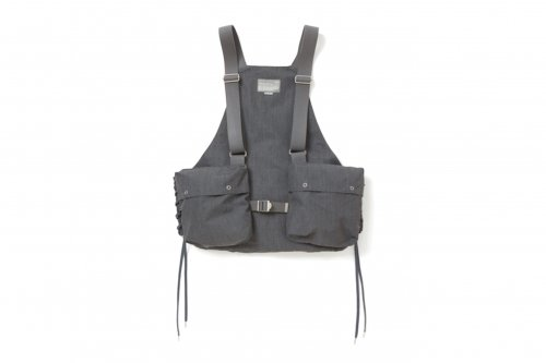 <img class='new_mark_img1' src='https://img.shop-pro.jp/img/new/icons47.gif' style='border:none;display:inline;margin:0px;padding:0px;width:auto;' />ATELIER BÉTON / FUNCTIONAL TOOL VEST(TOP CHARCOAL)