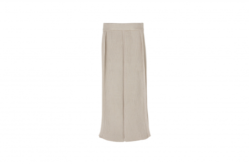 <img class='new_mark_img1' src='https://img.shop-pro.jp/img/new/icons20.gif' style='border:none;display:inline;margin:0px;padding:0px;width:auto;' />TAN / GLOSSY SKIRT(BEIGE)