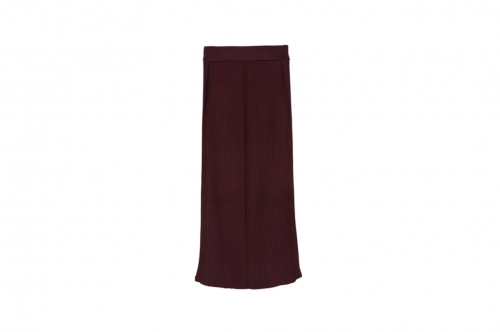 <img class='new_mark_img1' src='https://img.shop-pro.jp/img/new/icons2.gif' style='border:none;display:inline;margin:0px;padding:0px;width:auto;' />TAN / GLOSSY SKIRT(BURGUNDY)