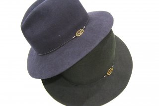 <img class='new_mark_img1' src='//img.shop-pro.jp/img/new/icons47.gif' style='border:none;display:inline;margin:0px;padding:0px;width:auto;' />Nine Tailor / Tender soft hat (BLACK・NAVY)