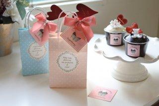 バレンタイン    チョコレート   ギフトバッグ