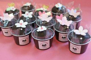 チョコレートカップケーキ(単品)