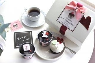 バレンタイン   チョコBOX   6個入