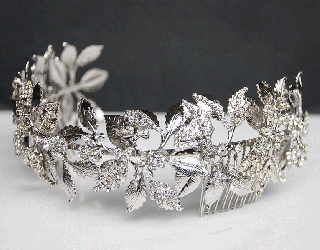 【レンタル】ERICKSON BEAMON Ballroom Dancing Head Piece
