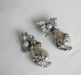 【レンタル】ERICKSON BEAMON Till Death Do Us Apart Earring