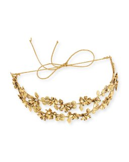 【レンタル】JENNIFER BEHR Adele circlet gold