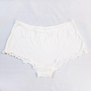 極細番手絹紡シルク(絹紡糸)のはきごこちボクサーショーツ