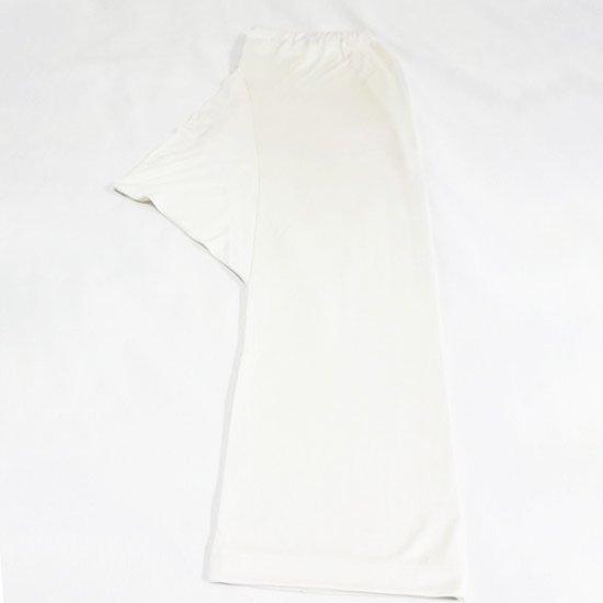 極細番手絹紡シルク(絹紡糸)の紳士ステテコ
