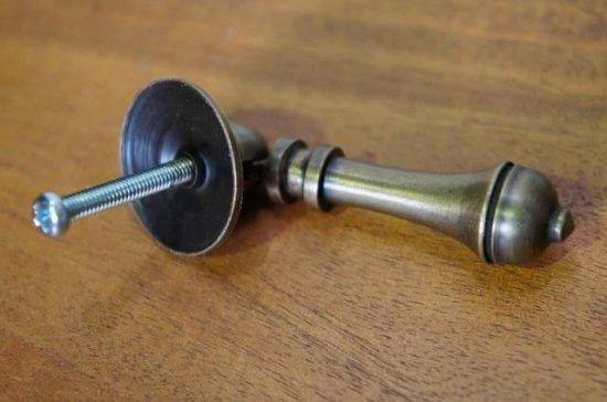 アンティーク調 プルハンドル 引出ツマミ 真鍮製 金具