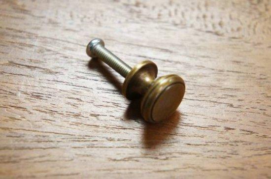 アンティーク調 プルハンドル Φ16mm 真鍮製