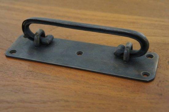 アンティーク調 ブラス 可変取っ手ハンドル  真鍮製 引き手
