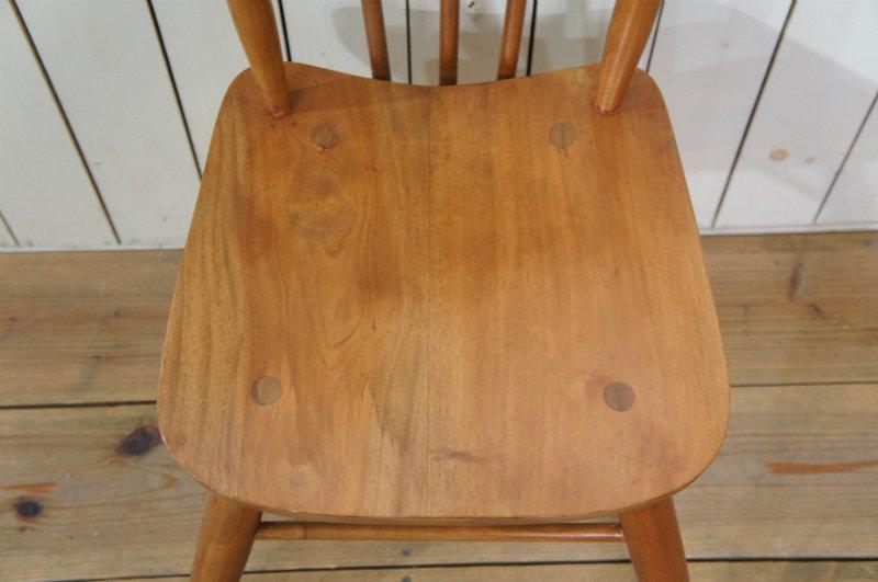 英国アンティーク調 スティックバック チェア カントリー  木製椅子 ナチュラル
