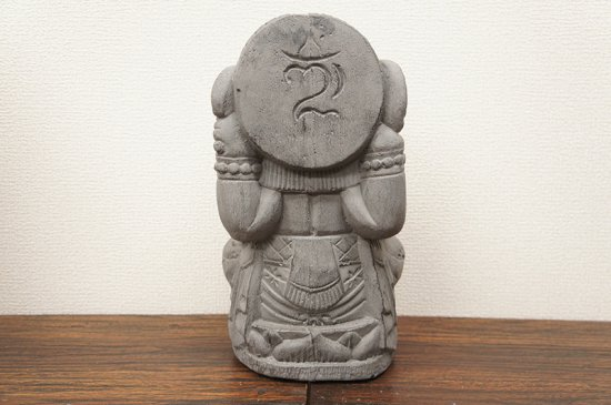 ガネーシャ ヒンズー教 ヒンドゥー教 仏像 セメント像 石像 30cm