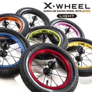 DADDY LAB X-WHEEL Light+タイヤセット