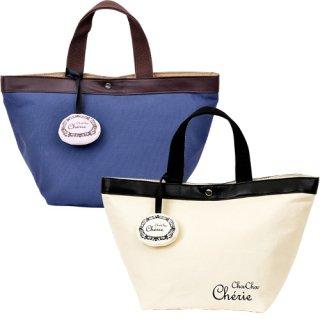 chouchouCherie tote bag mini / シュシュシェリーオリジナルトートバッグ ミニ 2色
