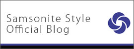 Samsonite Style Official Blog