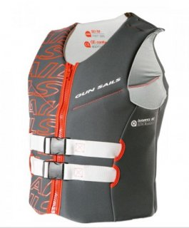 GUNSAILS FLOATER VEST <img class='new_mark_img2' src='//img.shop-pro.jp/img/new/icons26.gif' style='border:none;display:inline;margin:0px;padding:0px;width:auto;' />