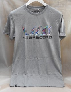 STARBOARD GRAPHIC FIN S/S【スターボード Tシャツ】<img class='new_mark_img2' src='//img.shop-pro.jp/img/new/icons7.gif' style='border:none;display:inline;margin:0px;padding:0px;width:auto;' />