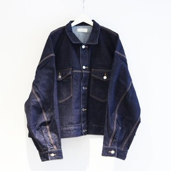 <img class='new_mark_img1' src='//img.shop-pro.jp/img/new/icons14.gif' style='border:none;display:inline;margin:0px;padding:0px;width:auto;' />JieDa / SHORT DENIM JACKET