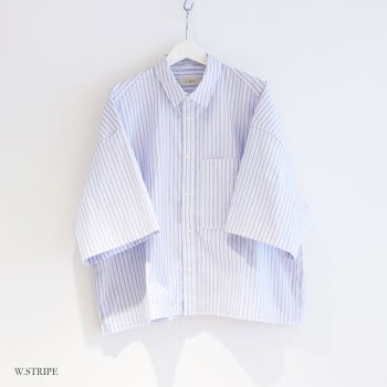 <img class='new_mark_img1' src='//img.shop-pro.jp/img/new/icons47.gif' style='border:none;display:inline;margin:0px;padding:0px;width:auto;' />JieDa / HALF SLEEVE STRIPE SHIRTS