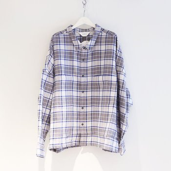<img class='new_mark_img1' src='//img.shop-pro.jp/img/new/icons14.gif' style='border:none;display:inline;margin:0px;padding:0px;width:auto;' />wonderland / Long sleeve check shirts