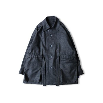 <img class='new_mark_img1' src='//img.shop-pro.jp/img/new/icons14.gif' style='border:none;display:inline;margin:0px;padding:0px;width:auto;' />My Beautiful Landlet / flannel wide jacket