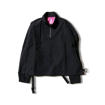 <img class='new_mark_img1' src='//img.shop-pro.jp/img/new/icons20.gif' style='border:none;display:inline;margin:0px;padding:0px;width:auto;' />[20%OFF!!] wonderland / half zip blouson
