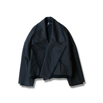 <img class='new_mark_img1' src='//img.shop-pro.jp/img/new/icons14.gif' style='border:none;display:inline;margin:0px;padding:0px;width:auto;' />My Beautiful Landlet / layered short jacket