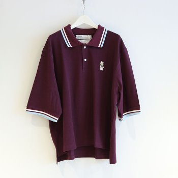 "<img class='new_mark_img1' src='//img.shop-pro.jp/img/new/icons47.gif' style='border:none;display:inline;margin:0px;padding:0px;width:auto;' />DAIRIKU/ ""Night life"" Polo Shirt"