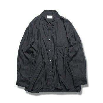 <img class='new_mark_img1' src='//img.shop-pro.jp/img/new/icons47.gif' style='border:none;display:inline;margin:0px;padding:0px;width:auto;' />stein/ OVERSIZED CUPRO DOWN PAT SHIRT