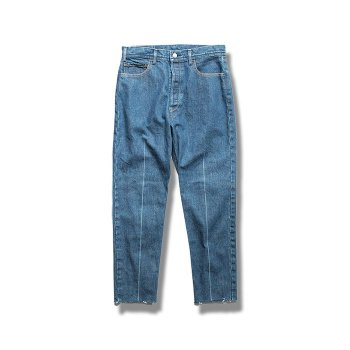 <img class='new_mark_img1' src='//img.shop-pro.jp/img/new/icons47.gif' style='border:none;display:inline;margin:0px;padding:0px;width:auto;' />stein/ CUT OFF DENIM JEANS TYPE-C