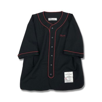"<img class='new_mark_img1' src='//img.shop-pro.jp/img/new/icons47.gif' style='border:none;display:inline;margin:0px;padding:0px;width:auto;' />DAIRIKU/ ""Biggie"" XL Baseball Shirt"