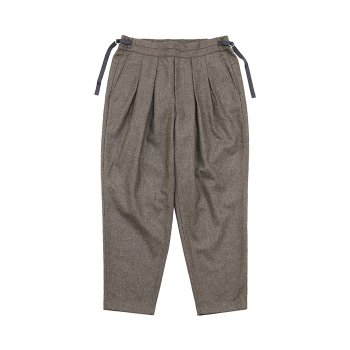 <img class='new_mark_img1' src='https://img.shop-pro.jp/img/new/icons14.gif' style='border:none;display:inline;margin:0px;padding:0px;width:auto;' />SAYATOMO / Karusan Flannel Pants