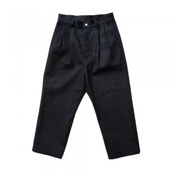 <img class='new_mark_img1' src='https://img.shop-pro.jp/img/new/icons14.gif' style='border:none;display:inline;margin:0px;padding:0px;width:auto;' />Blanc YM/ wool denim pants
