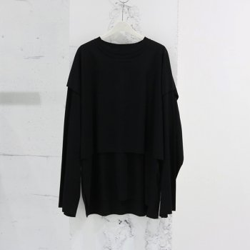 <img class='new_mark_img1' src='https://img.shop-pro.jp/img/new/icons14.gif' style='border:none;display:inline;margin:0px;padding:0px;width:auto;' />My Beautiful Landlet / layered L/S tee